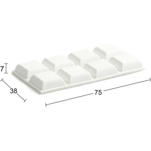 Buffert 2090 Plast Vit SB Habo