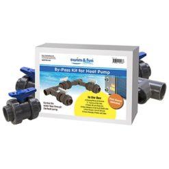 Bypass-kit för värmepump Swim & Fun
