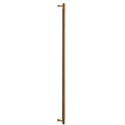 closet bar brass