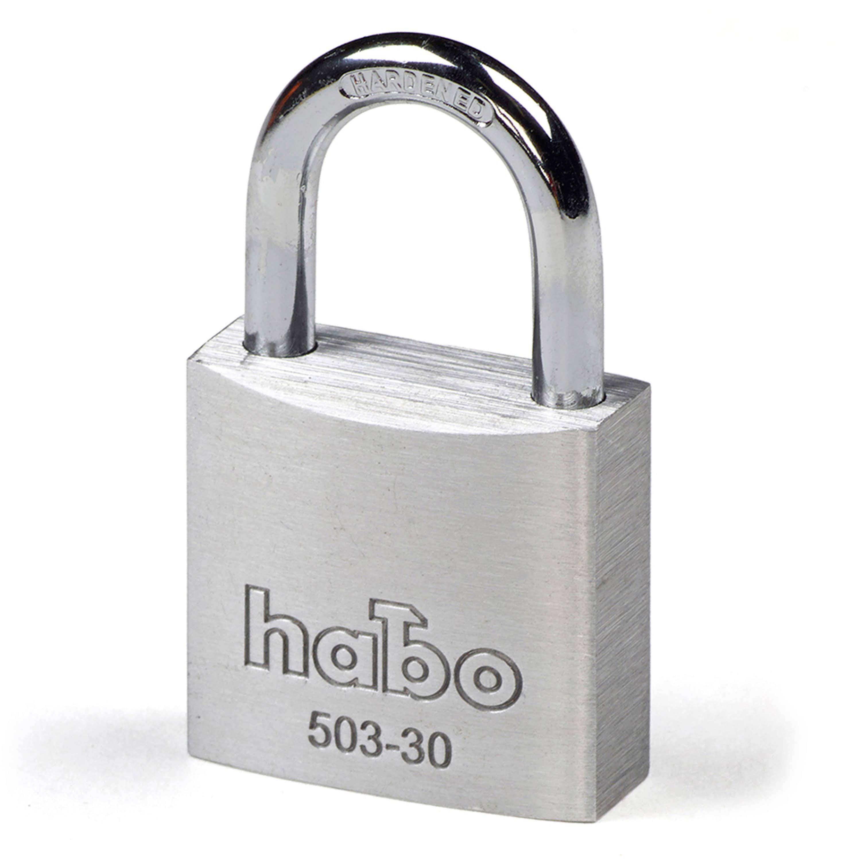 Hänglås 503-30 Alu SB Habo