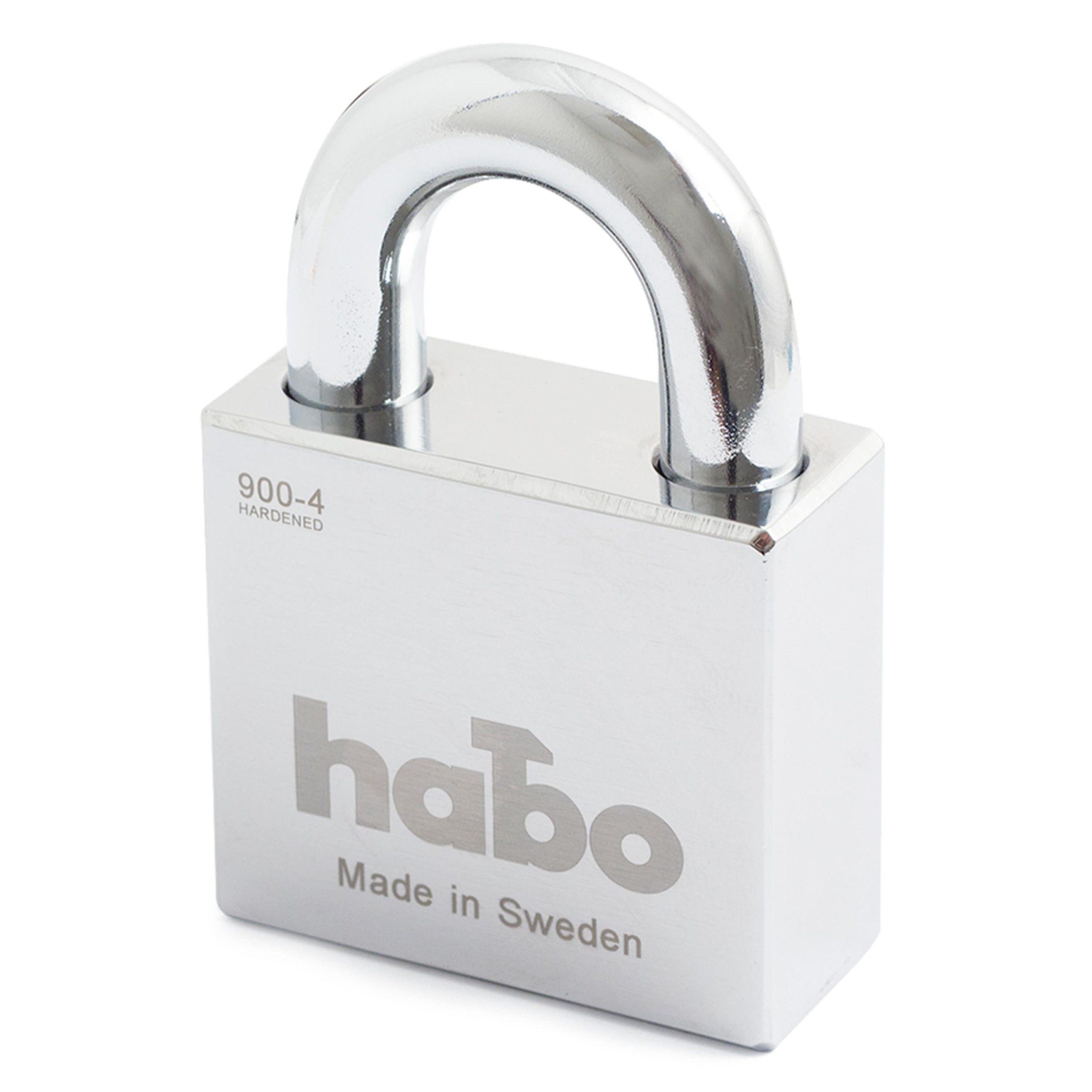 Hänglås 900-4 Klass 4 SB Habo
