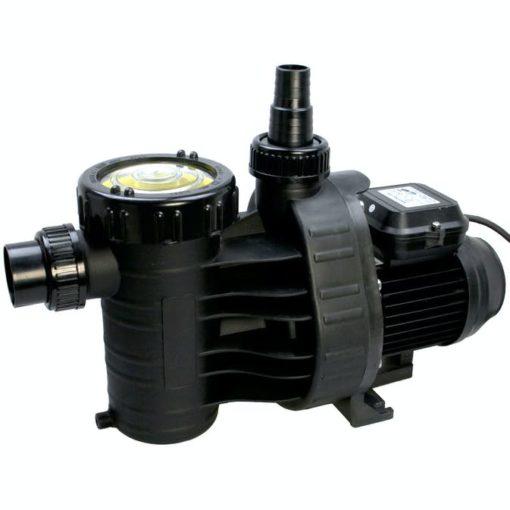 Pump 250W Självsugande och förfilter Swim & Fun