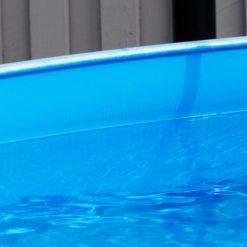 Liner till Kreta pool Ø3,50 x 0,90m 0,3  Swim & Fun