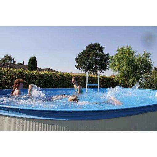 Pool Kreta 90 Ø350 cm Swim & Fun