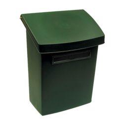 Postlåda 555 Grön Habo