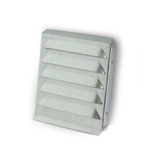 Ventilgaller 33 150x150mm Galv Habo