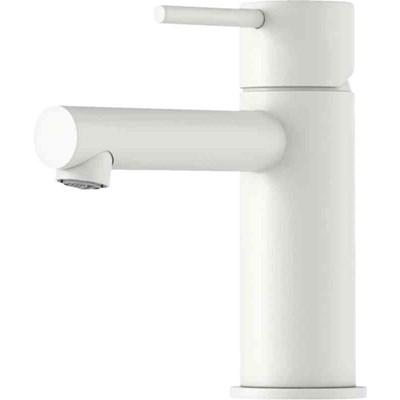 Tvättställsblandare Mora INXX II Sharp Small Matt Vit