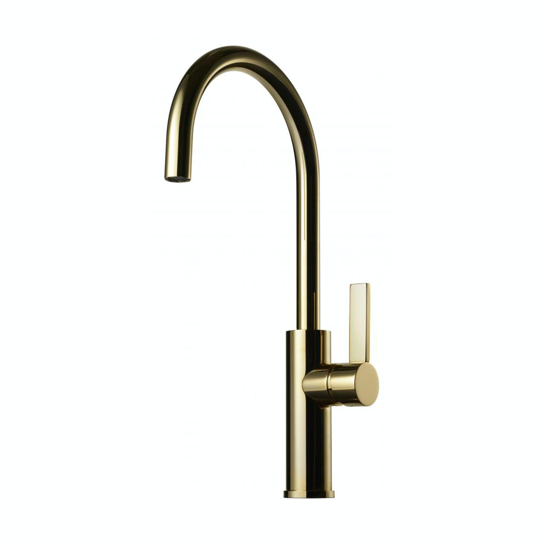Köksblandare Brushed Honey Gold ARM180 Tapwell