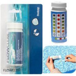 PH Test Vattenkloralkalinitet Bestway 58142