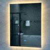 spegel med belysning moja 60 cm