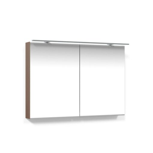 Spegelskåp 100 LjEk Belysningsram LED Macro Design