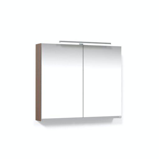 Spegelskåp 80 Ljus Ek T-Belysning LED Macro Design