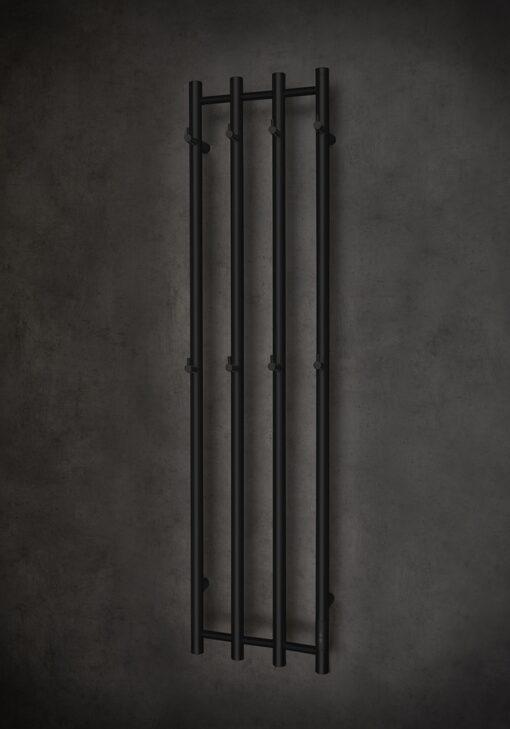 Handdukstork Grace 340x140 cmSvart Hafa