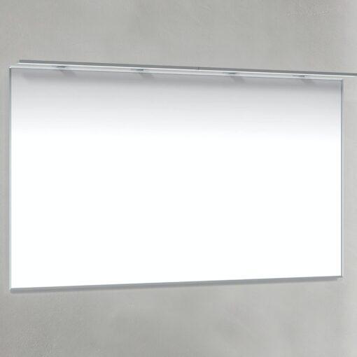 Spegel 120x70 Krom-Ram R-LED Macro Design