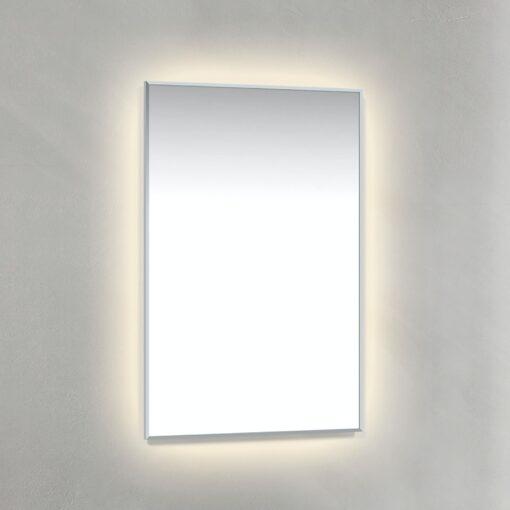 Spegel Ambilight 45x70 cm Krom Macro