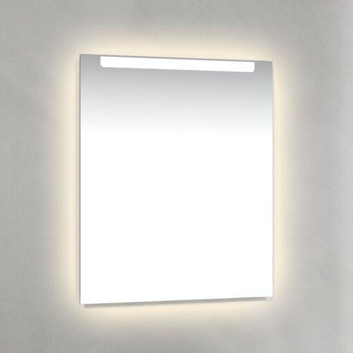 Spegel 60x70 Ambilight Infälld Belysning  Macro Design