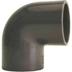 90 PVC 90Gr Vinkel Pn 16 För Limning
