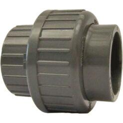 63xr50 PVC Koppling För Limning-Invändig Gänga