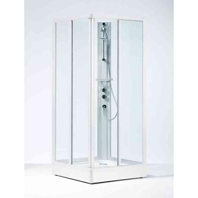 Duschkabin Ifö Solid SKH 80x80 Klarglas
